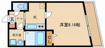 aアベニュー藤井寺1 K 16258.jpg